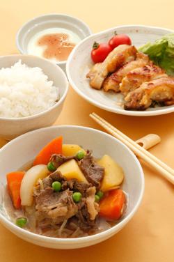 今なら無料■『はじめての和食』肉じゃが