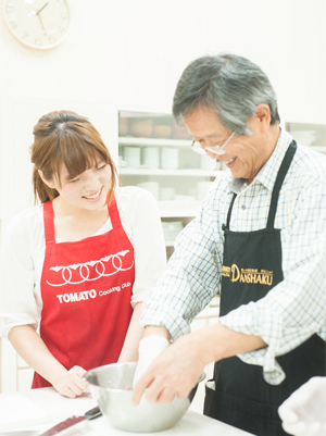 作ってみよう!料理ビギナーズ お気軽体験!