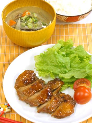 和食の基本『一汁一菜』