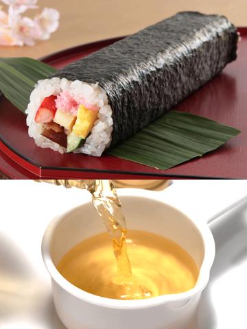 秘伝の寿司酢と恵方巻き・和風ピクルス