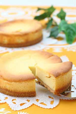 かんたん!おいしい!お気軽ミニ体験!『ベイクドチーズケーキ 』