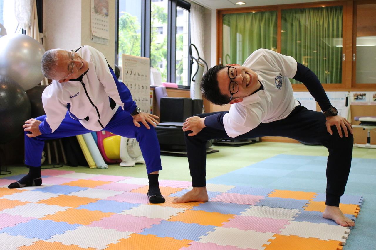 体験:姿勢コツコツ改善講座・2DAY体験 19/08/07~19/08/21