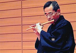 体験:篠笛2DAY講座 月曜午前クラス 20/02/10~19/03/09