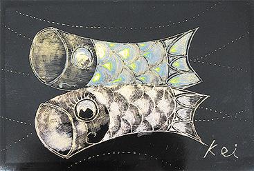 通期:香川の伝統技法・彫漆を学ぼう 第4火曜 13:00~ 20/02/25~20/07/28