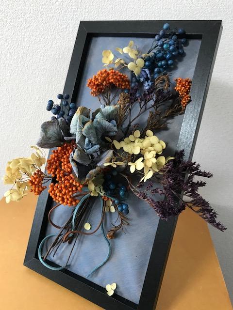 1DAY:花遊び・ドライフラワーで作るインテリア 20/05/09