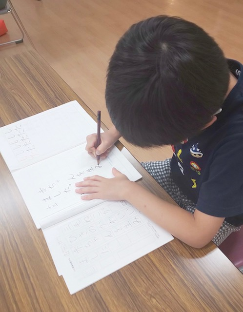体験:春杪先生の子ども書道教室・3Day体験 土曜クラス(太田校) 12月19日~3回