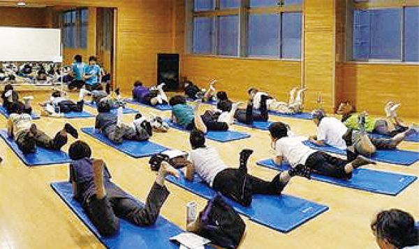 体験:背骨コンディショニング・2DAY体験 21/05/18〜21/06/29