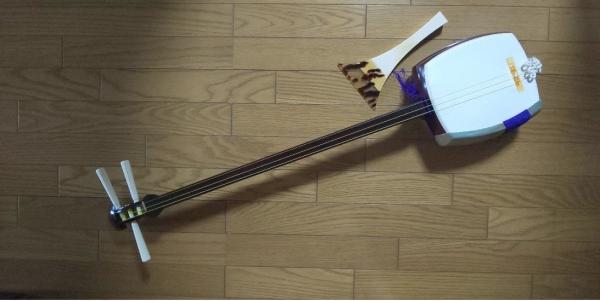 【三木校】体験:やさしい三絃 三絃・地歌 第4水曜 13:30~ 21/07/28~21/08/25