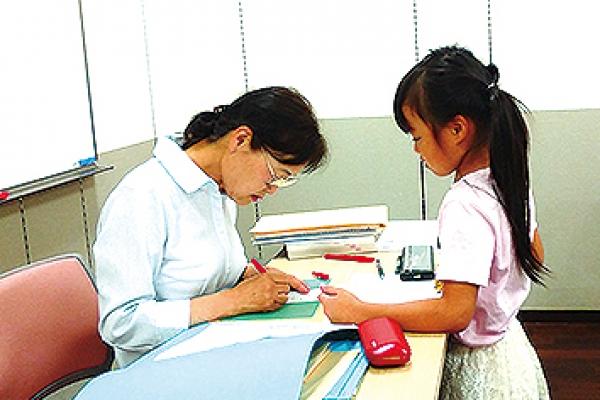 【三木校】通期:子ども硬筆&書道教室 1・2・3木曜 17:00~  21/10/07~22/01/06