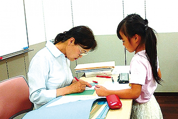 【三木校】通期:子ども硬筆&書道教室・1部・2部・3部  21/11/06~22/02/05
