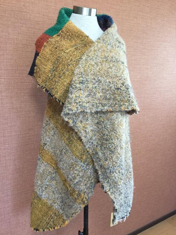 通期:織って仕立てて楽しむさをり織教室 三好照恵 毎週火曜 10:00~12:00・13:00~15:00 21/08/03~21/09/07