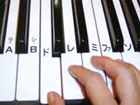 体験:指番号ですらすら弾ける らくらくピアノ®講座