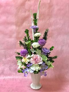 1DAY:プリザーブドフラワーでつくるお供えの花
