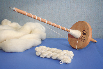 通期:オリジナル糸を作ろう! 糸つむぎ教室