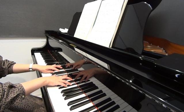 体験:木曜朝のピアノ