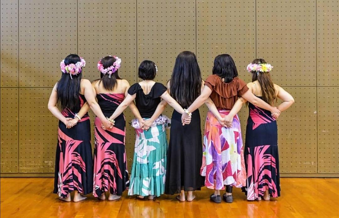 体験:タヒチアンダンス 1・2月