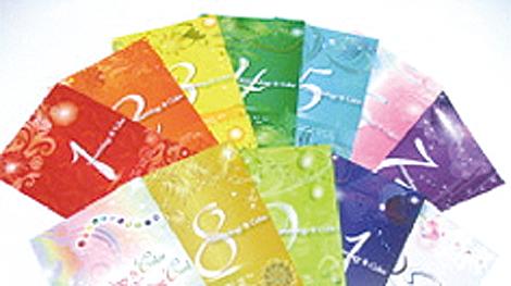 1Day : 数秘&カラープレゼンター認定コース ベーシック