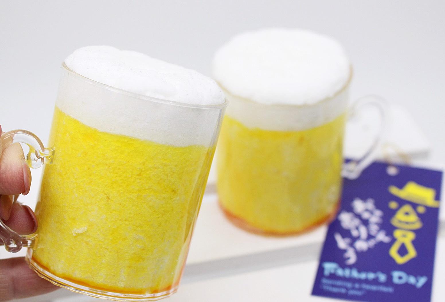 夏休み1Day:本物そっくり! ソープアイス作りに挑戦!!