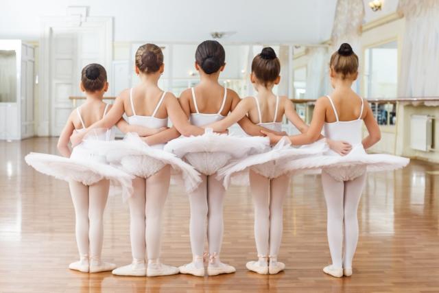 体験:子どもクラシックバレエ教室 / 4回