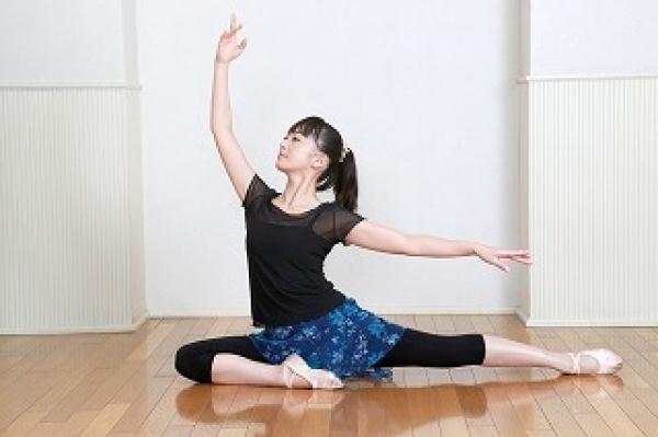 体験:しなやかなボディラインへ バレエ・コア・ストレッチ 月曜クラス 11月