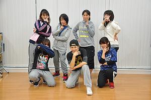通期:※途中入会※モシッタ♡ K-POP・DANCE! 11月16日~2回