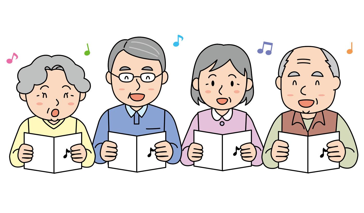 NEW:~懐かしの名曲をみんなで~ 歌声倶楽部 4月22日~通期