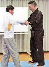 体験:~心身不離の働きを学ぶ~ 韓氏意拳・1日体験教室 4月5日