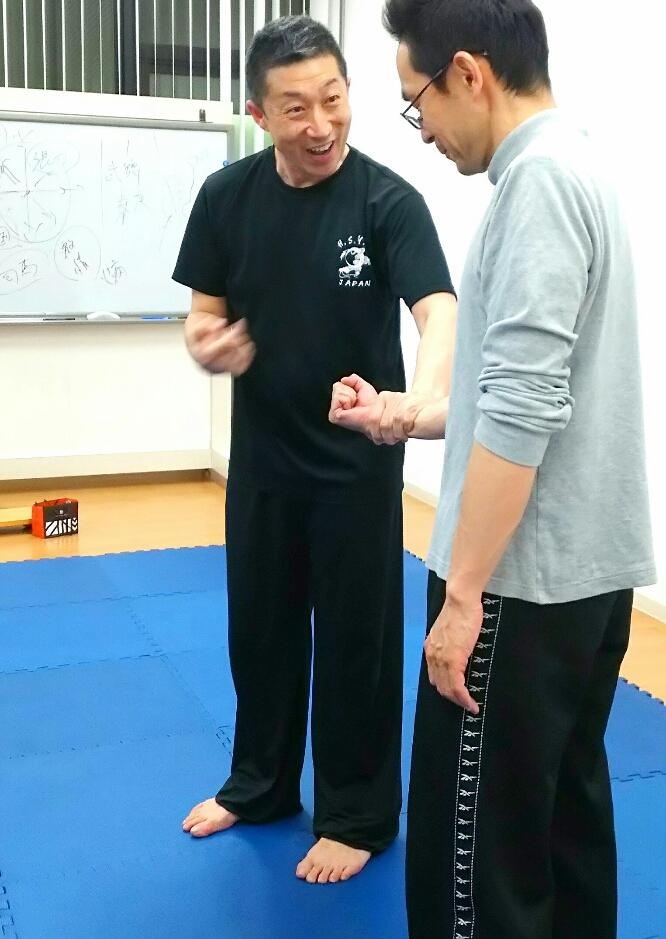 体験:~心身不離の働きを学ぶ~ 韓氏意拳・1日体験教室 2月7日