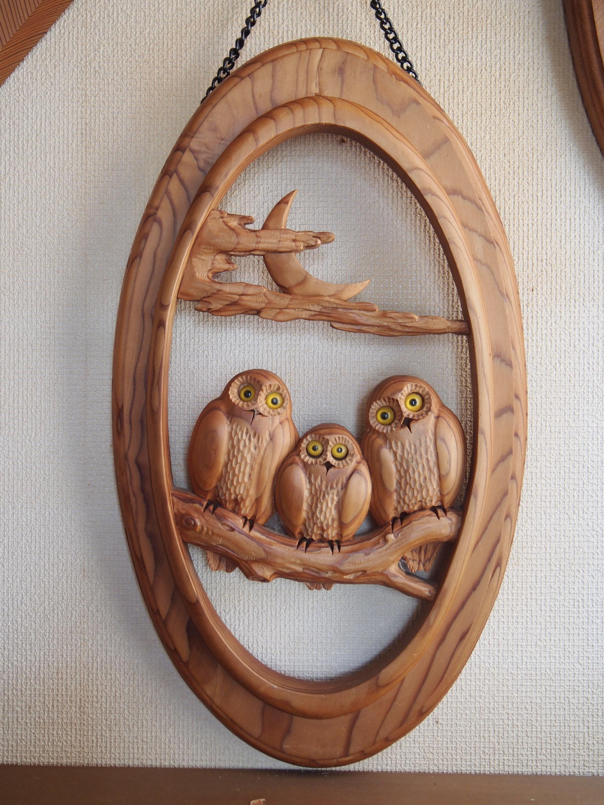 通期:香川県伝統工芸士に学ぶ やさしい木彫り教室【土曜クラス】 7月18日~