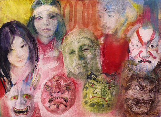 【高松本校】通期:~感性の日記~ 初めての水彩画教室 7月13日~3回