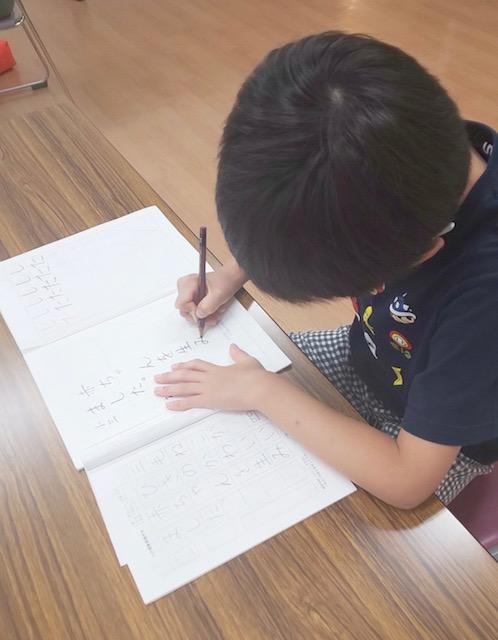 体験:春杪先生の子ども書道教室・3Day体験 土曜クラス(太田校) 10月17日~3回