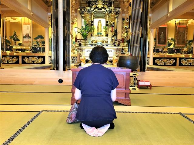 体験:~昼クラスを開講!~ 瑞田和尚のやさしい仏教入門【1Day受講】 10月25日