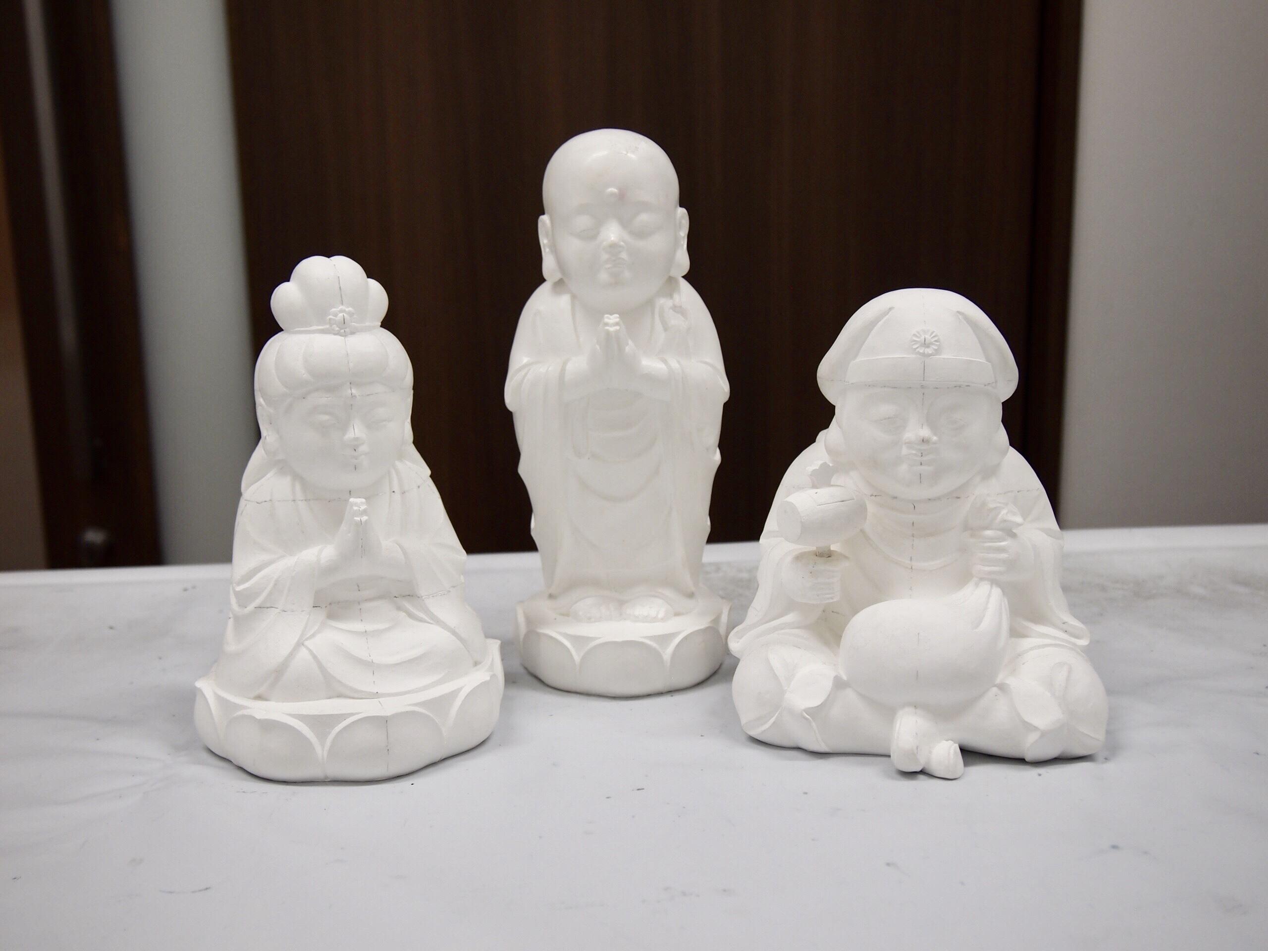通期:~奥深い仏教美術の世界~ 粘土造形講座 11月24日~