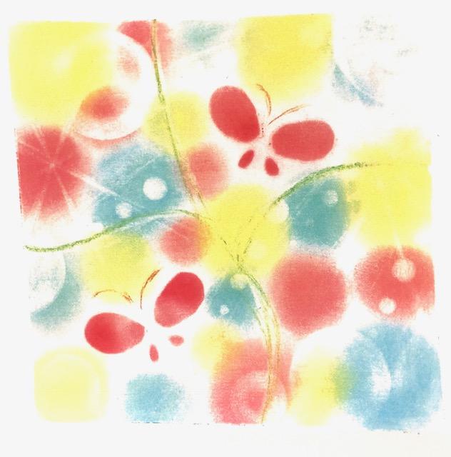 1Day:あなたの色発見!パステルアート&セラピー講座 2月