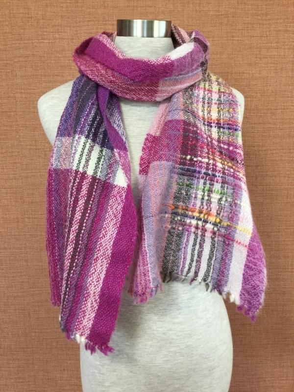 1DAY:織って仕立てて楽しむさをり織教室 三好照恵 火曜 13:00~15:00 11月