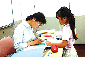 体験:子ども硬筆&書道教室・3DAY体験/Ⅰ部・Ⅱ部・Ⅲ部