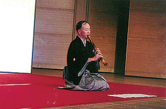 体験:日本の響き 尺八2DAY講座