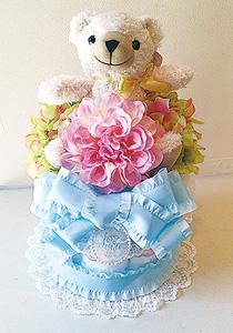 1DAY:出産祝い人気NO.1 おむつケーキ講座