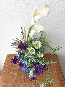 1DAY:アーティフィシャルフラワーで作る仏花
