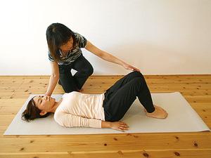 体験:ピラティスと体幹トレーニング2DAY