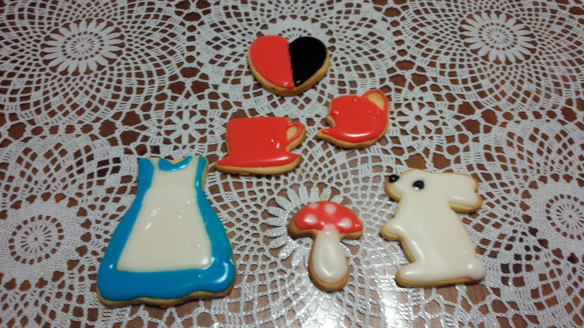 単発:作って、飾って、食べて楽しい アイシングクッキー講座