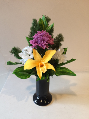 1DAY:プリザーブドフラワーでおしゃれな仏花を作ろう
