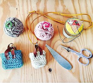 通期:北欧の編み物 ボスニアンクロッシェ
