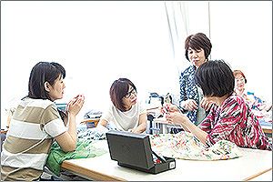 通期:アフターファイブのソーイング教室 19/07/01~19/12/02