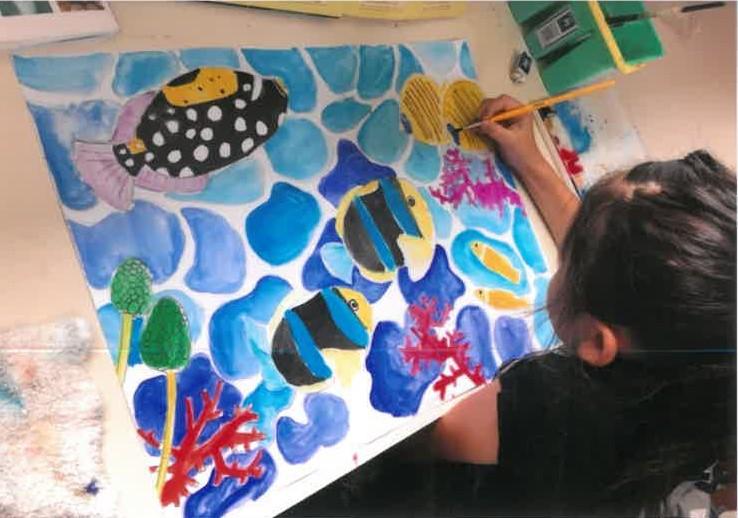 【夏休み】三木校:1日で絵画の宿題をすまそう 19/07/27午前クラス・19/08/03午後クラス
