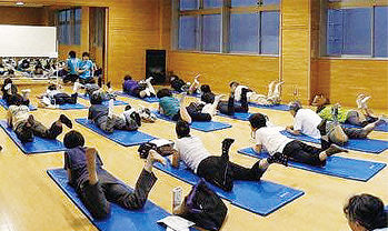 体験:背骨コンディショニング・2DAY体験 21/04/06〜21/04/20