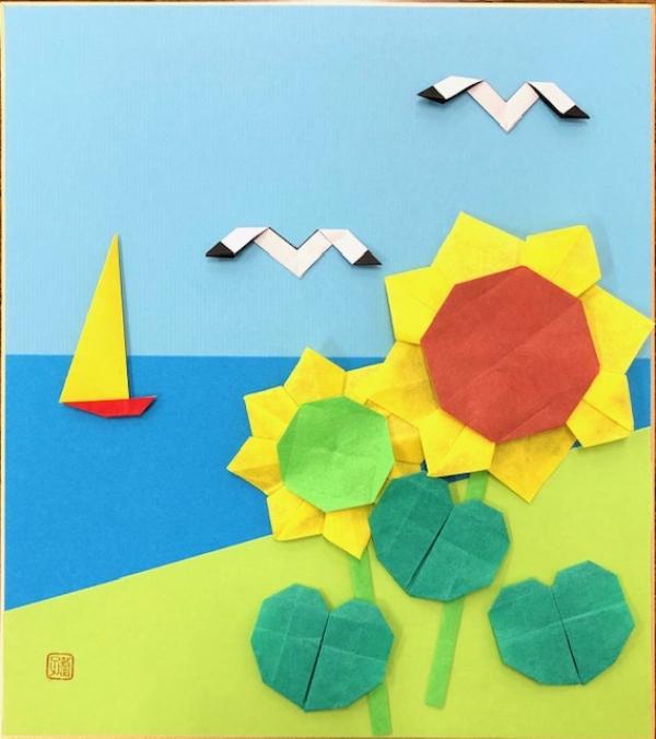 【高松本校】1Day:実用折り紙教室 ~なつそら~