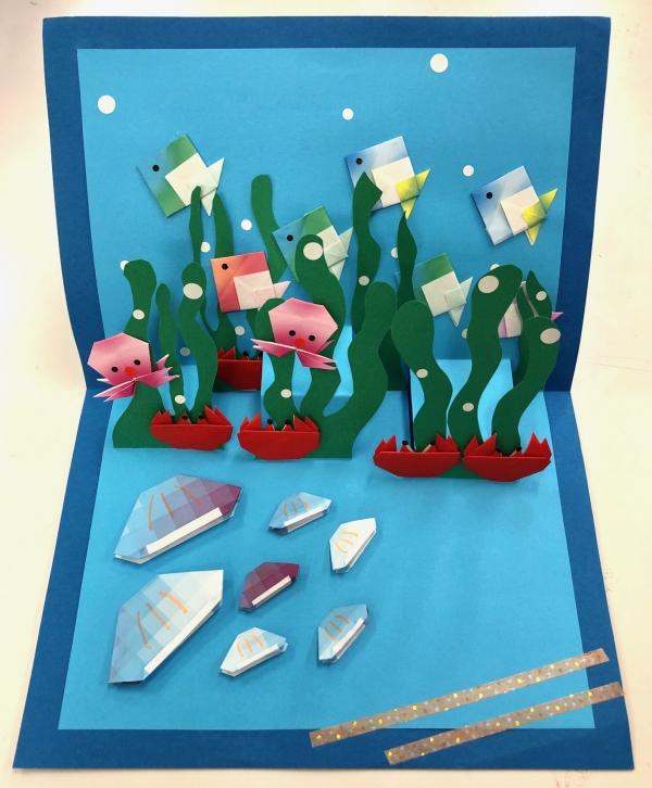 【高松本校】1Day:実用折り紙教室