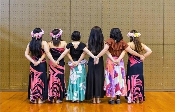体験:タヒチアンダンス・スロータヒチアンダンス 9・10月