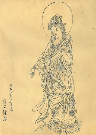 【三井様専用】通期:仏の世界をのぞいてみよう 写仏教室